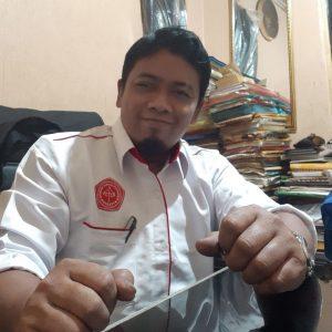 Ketua Umum YLBHK-DKIT. Bintang S.EL Tamrin, SH